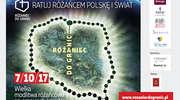 Różaniec Do Granic w języku ukraińskim