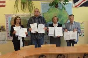 Wyjazdy nauczycieli w ramach programu Erasmus+