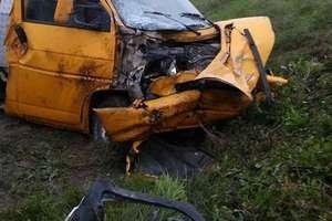 Dwa wypadki na DK 16 w okolicach Wójtowa. Cztery osoby ranne
