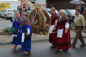 Zobaczcie jak mieszkańcy gminy Miłomłyn bawili się na dożynkach [zdjęcia]