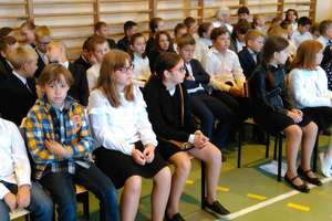 W Zespole Szkół w Bielicach uroczyście wystartował nowy rok szkolny