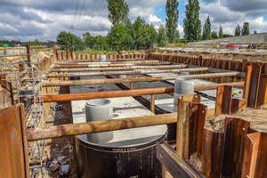 Specjalny zbiornik ochroni olsztyńskie ulice przed zalaniem