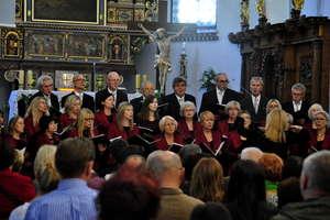Koncert Olsztyńskiego Chóru Collegium Baccalarum