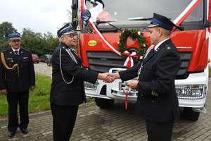 Nowy samochód dla strażaków z Krotoszyn