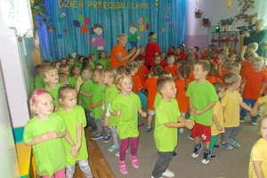 W całej Polsce jest dzień taki, że świętują przedszkolaki