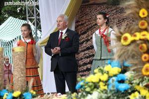 Tu tradycję czuć w powietrzu. Warmińsko-Mazurskie Dożynki Wojewódzkie w Olsztynku