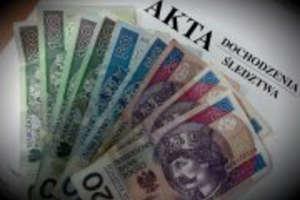 33-latek próbował puścić w obieg podrobione banknoty