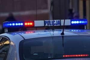 Pijany kierowca zatrzymany przy szkole
