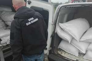 Ponad 60 tysięcy papierosów i prawie półtorej tony tytoniu odzyskali funkcjonariusze z Olsztyna