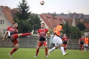 IV liga piłkarska. Concordia Elbląg — Błękitni Orneta 1:0