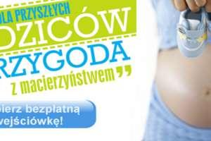 """Bezpłatne warsztaty dla przyszłych rodziców """"Przygoda z macierzyństwem"""" w Olsztynie!"""