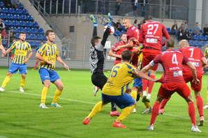 Pucharowy pojedynek Concordii z Sokołem w środę w Ostródzie