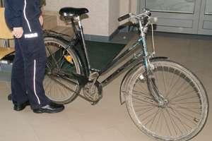 Spodobał mu się rower, więc go sobie wziął