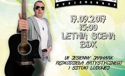 Koncert Disco Polo - Junior na Letniej Scenie BDK