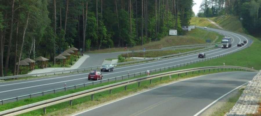 Dziś rusza budowa drogi ekspresowej S16 na odcinku Borki Wielkie-Mrągowo