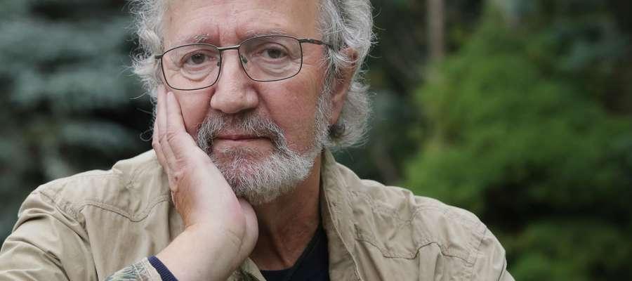 Krzysztof Daukszewicz, satyryk, pisarz i kabareciarz