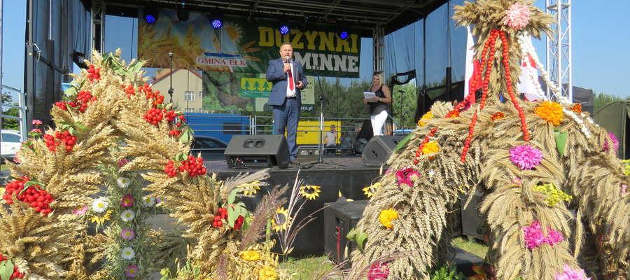 Tegoroczne Święto Plonów Gminy Ełk odbędzie się 10 września w Nowej Wsi Ełckiej