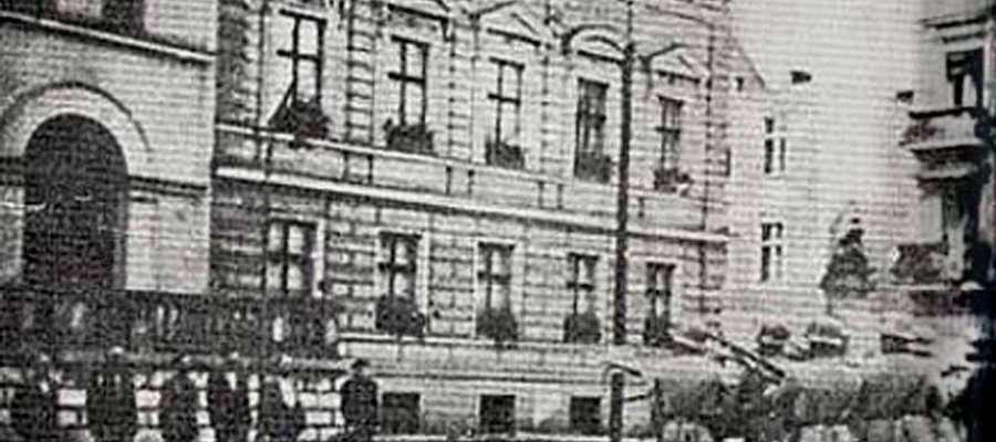 9.09.1939 Wehrmacht rozstrzeliwuje Polaków w Bydgoszczy