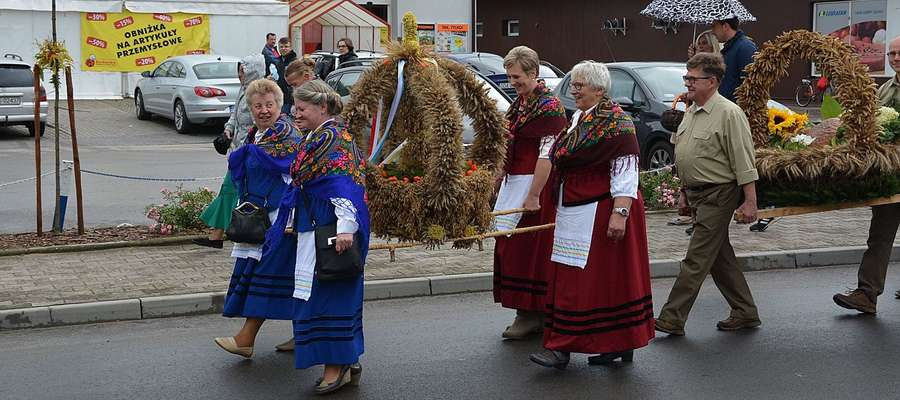Tak świętowali rolnicy z gminy Miłomłyn