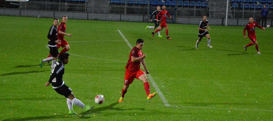 Mecz z udziałem piłkarzy Concordii Elbląg
