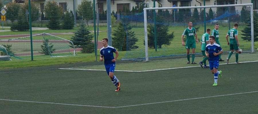Po ośmiu kolejkach piłkarze Granicy cieszyli się ze zwycięstwa dopiero po raz drugi.