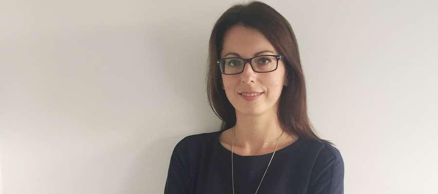 Paulina Świderska: — Firma JARS działa 40 obszarach badawczych, m.in. w zakresie ochrony środowiska, badań żywności, kosmetyków i chemii gospodarczej