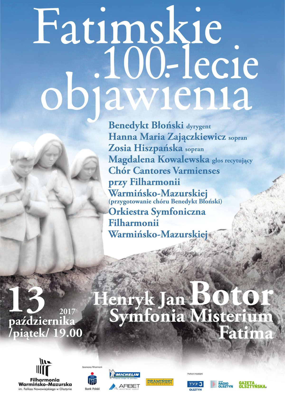 Koncert w 100 – lecie fatimskiego objawienia - full image