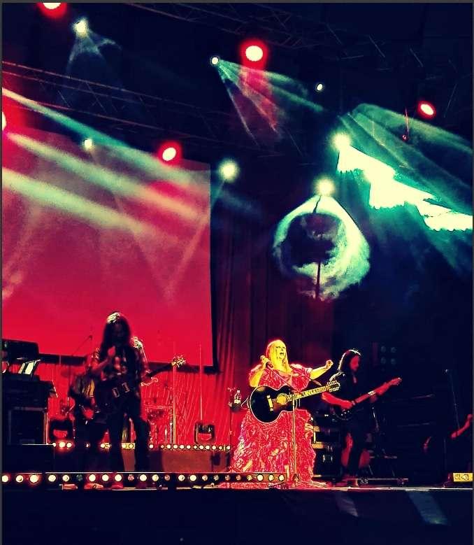 Maryla Rodowicz i jej Diva Tour w Olsztynie - full image