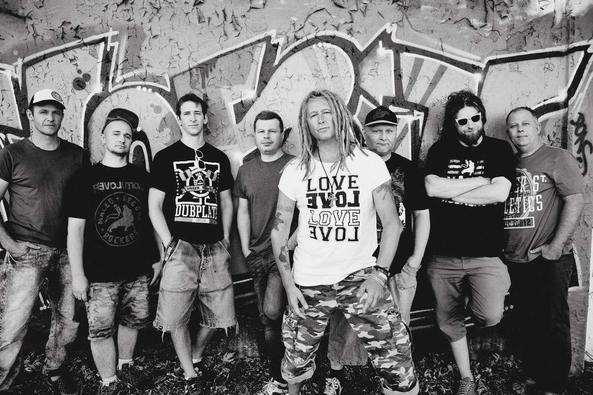 Maleo Reggae Rockers świętuje XX-lecie w Andergrancie - full image