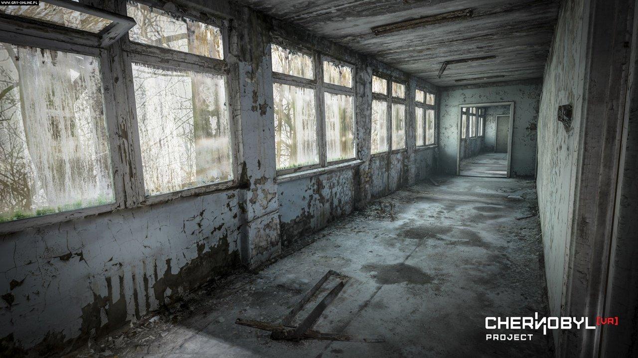 Twórcy nie starali się na siłę robić z projektu horroru, ale same lokacje stwarzają niepokojące odczucia