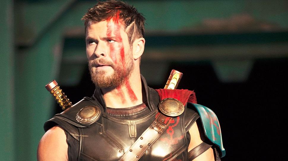 Thor. Ragnarock film helios