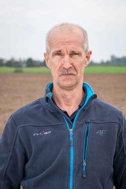 Mariusz Michalski, menedżer ds. upraw z firmy INNVIGO