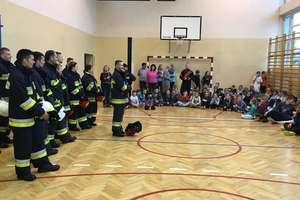 Ewakuacja szkoły w Święto Ziemniaka!