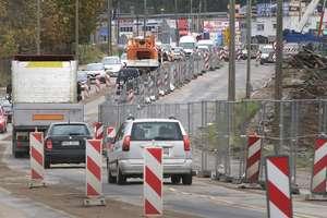 Uwaga kierowcy! Zmiany na ul. Towarowej w Olsztynie