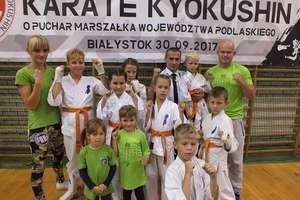 Węgorzewscy karatecy na podium