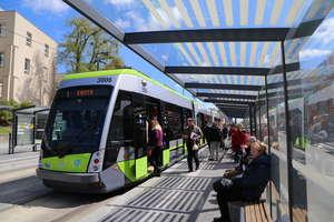Wy pytacie, my odpowiadamy: olsztyński tramwaj pojedzie bez torów? Testują nowe rozwiązania [FILM]