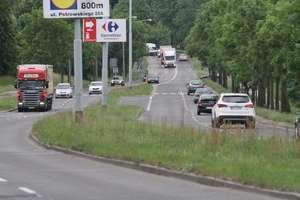 Uwaga kierowcy! Zamknięta wylotówka z Olsztyna