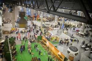 Sokoły, broń palna i dziczyzna w Expo Mazury
