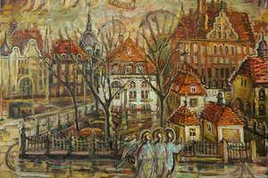 Wystawa Anastazji Fietisowej i mini recital Krystyny Świąteckiej