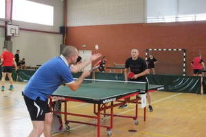 Kolejny turniej Grand Prix w tenisie stołowym odbędzie się szybciej niż planowano