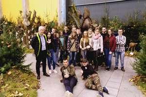 Uczniów Zespołu Szkół Zawodowych w Iłowie wzięli udział w targach myśliwskich