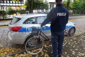 Zatrzymali złodziei rowerów zanim właściciel zauważył, że mu je ukradli