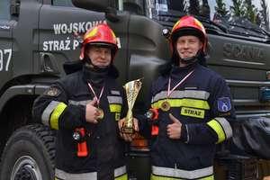 Wojskowi strażacy z Bartoszyc najlepszymi ratownikami w Polsce
