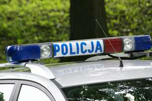 O krok od tragedii. Kierująca fordem uderzyła w drzewo na trasie Olsztyn-Ostróda