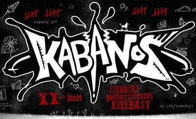 Zespół Kabanos świętuje XX-lecie