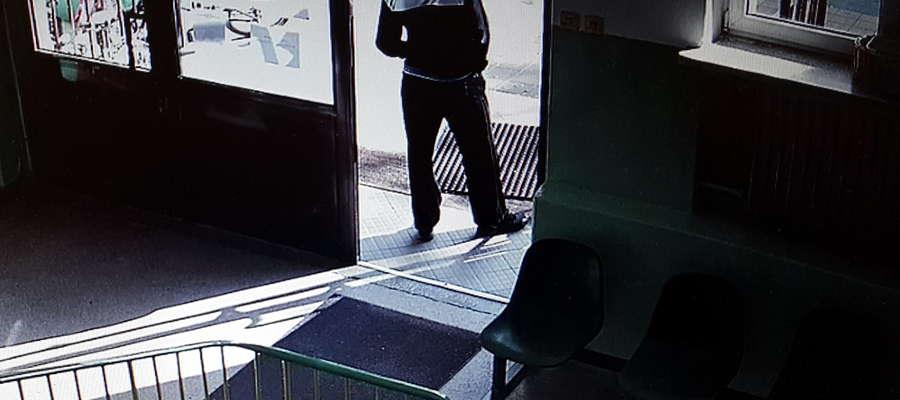 Zatrzymany 33-latek z Elbląga usłyszał zarzuty kradzieży