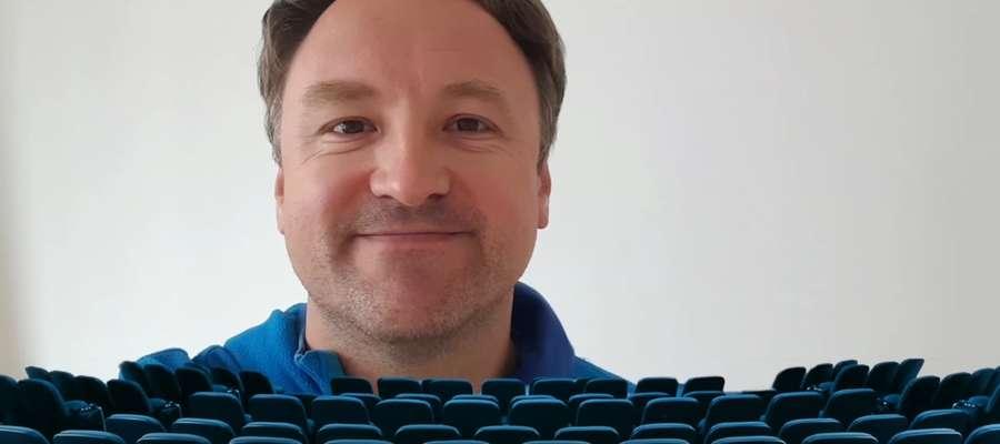Artur Kurasiński będzie jednym z prelegentów podczas panelu technologicznego na I Warmińsko-Mazurskim Kongresie Przyszłości.