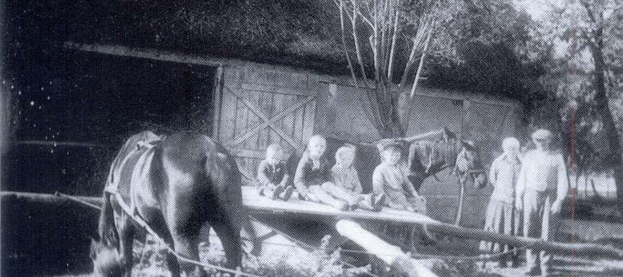 Godkowo ok 1939 r