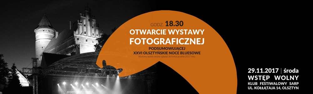 Olsztyńskie Noce Bluesowe w obiektywie i koncert Pierluigi Petricca
