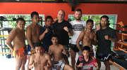 Wojownicze tournée po Tajlandii